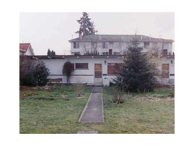 Main Photo: 1538 DORSET Avenue in Port Coquitlam: Glenwood PQ Land for sale : MLS®# V993108
