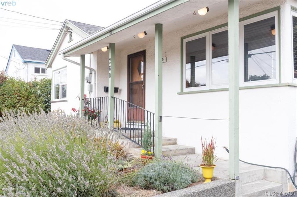 Main Photo: 260 Regina Ave in VICTORIA: SW Tillicum House for sale (Saanich West)  : MLS®# 824726