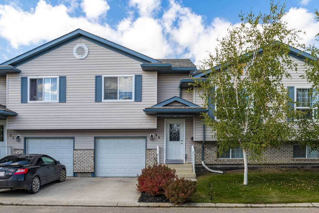 Main Photo: 24 6506 47 Street: Cold Lake Townhouse for sale : MLS®# E4226241