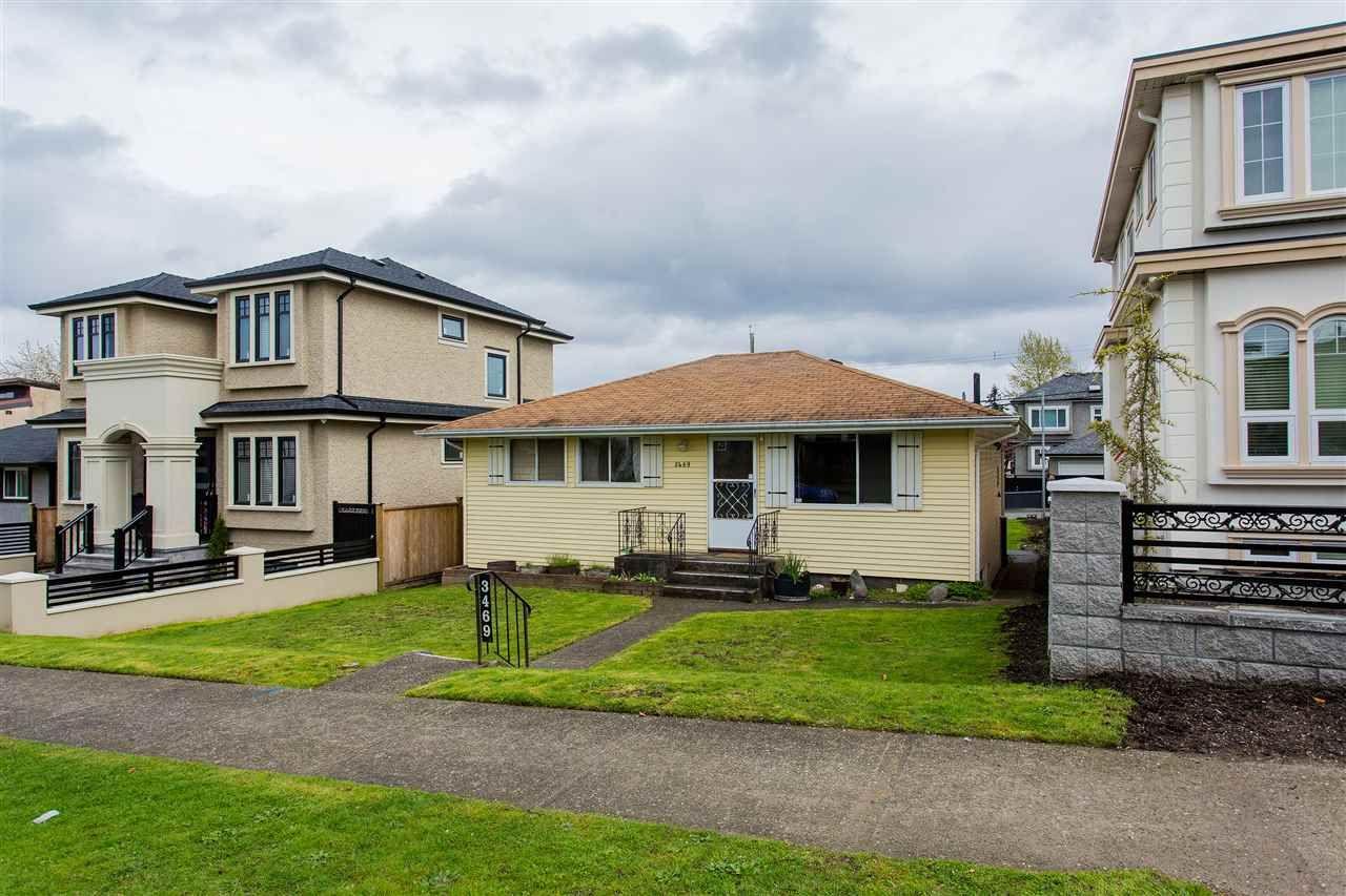 "Main Photo: 3469 ANZIO Drive in Vancouver: Renfrew Heights House for sale in ""RENFREW HEIGHTS"" (Vancouver East)  : MLS®# R2158825"