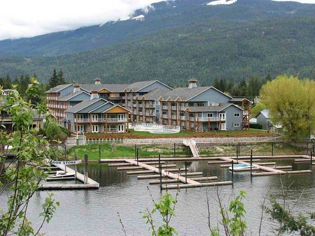 Main Photo: #A205 1118 Riverside Avenue in : Sicamous House for sale (SM)  : MLS®# 10172798