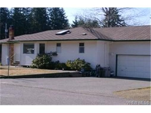 Main Photo:  in SHAWNIGAN LAKE: ML Shawnigan House for sale (Malahat & Area)  : MLS®# 389544