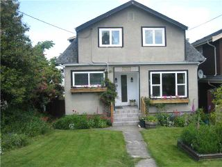 Photo 1: 4859 SARDIS Street in Burnaby: Forest Glen BS House for sale (Burnaby South)  : MLS®# V991982