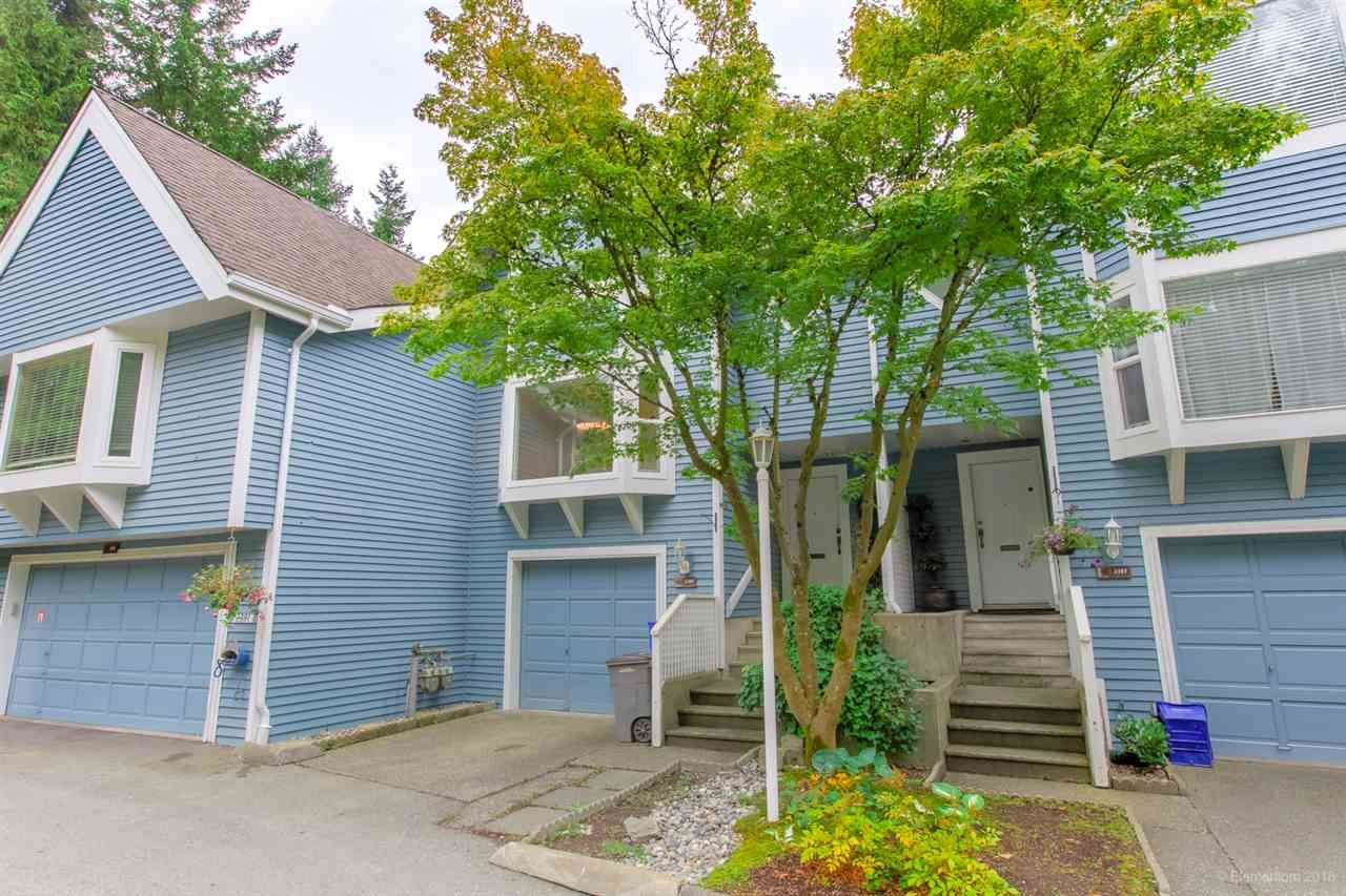 Main Photo: 3389 FLAGSTAFF PLACE in Vancouver: Champlain Heights Townhouse for sale (Vancouver East)  : MLS®# R2407655