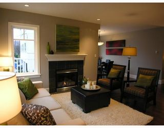 Photo 3: 2838 SPRUCE Street in Vancouver: Fairview VW Townhouse for sale (Vancouver West)  : MLS®# V680147
