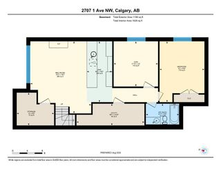 Photo 20: 2707 1 Avenue NW in Calgary: West Hillhurst Detached for sale : MLS®# A1060233