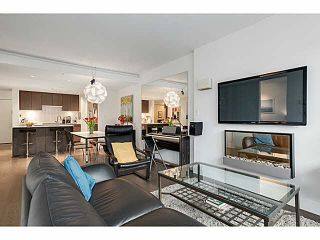 "Photo 5: 202 1675 W 8TH Avenue in Vancouver: Fairview VW Condo for sale in ""CAMERA"" (Vancouver West)  : MLS®# V1103959"