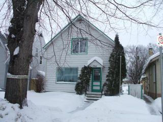 Photo 1: 1047 Sherburn Street in WINNIPEG: West End / Wolseley Residential for sale (West Winnipeg)  : MLS®# 1101863