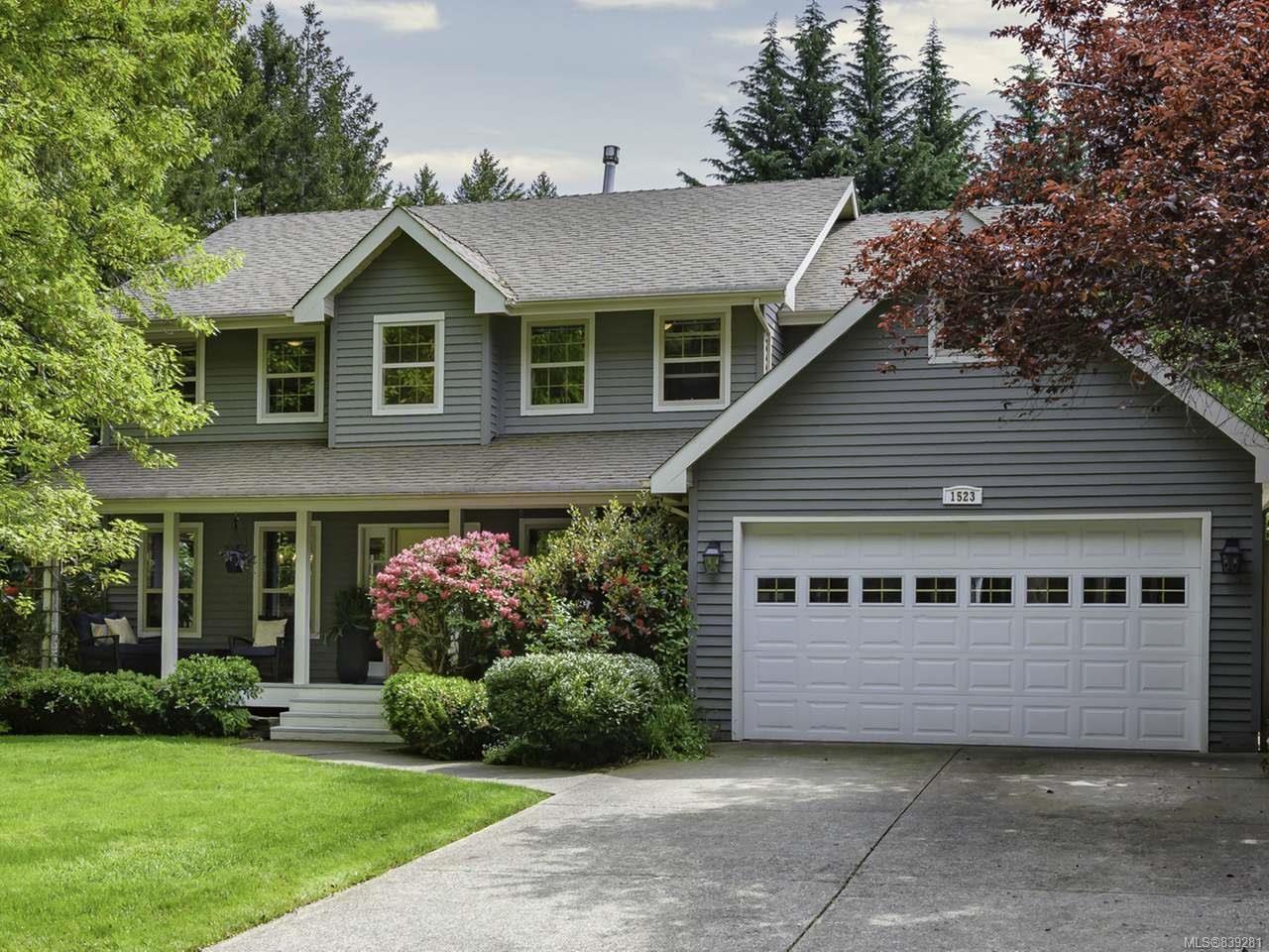 Main Photo: 1523 Eton Rd in COMOX: CV Comox (Town of) House for sale (Comox Valley)  : MLS®# 839281