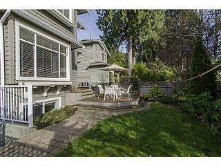 Photo 20: 4988 SHIRLEY AV in North Vancouver: Canyon Heights NV House for sale : MLS®# V1006370