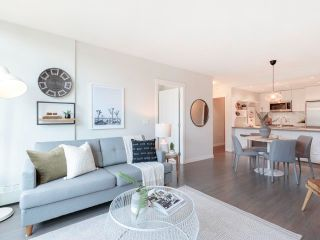 """Photo 14: 506 3281 E KENT AVENUE NORTH in Vancouver: South Marine Condo for sale in """"RHYTHM"""" (Vancouver East)  : MLS®# R2601108"""