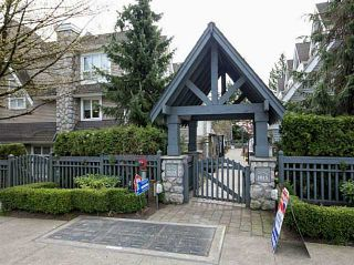 """Photo 2: 8 1015 LYNN VALLEY Road in North Vancouver: Lynn Valley Townhouse for sale in """"River Rock"""" : MLS®# V1007505"""