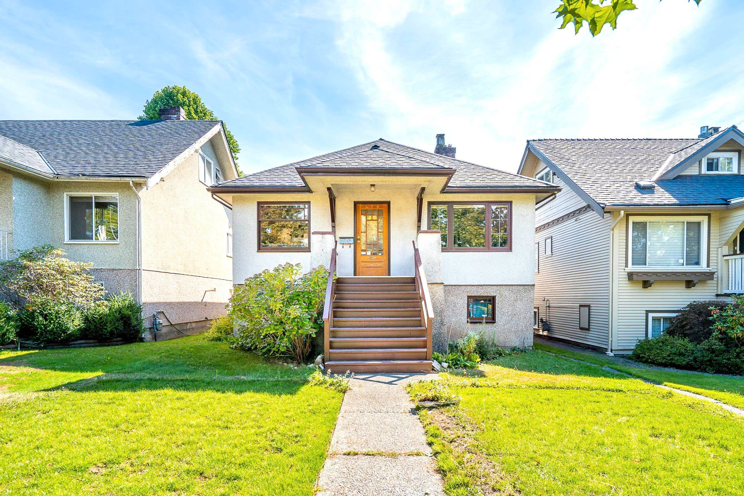 Main Photo: 470 W 20TH Avenue in Vancouver: Cambie House for sale (Vancouver West)  : MLS®# R2617692
