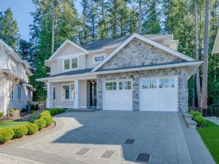 """Main Photo: 13180 19A Avenue in Surrey: Crescent Bch Ocean Pk. House for sale in """"Laronde Wood"""" (South Surrey White Rock)  : MLS®# R2627035"""