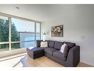 """Photo 2: 509 1635 W 3RD Avenue in Vancouver: False Creek Condo for sale in """"THE LUMEN"""" (Vancouver West)  : MLS®# V1026731"""