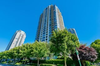 """Photo 1: 907 7108 COLLIER Street in Burnaby: Highgate Condo for sale in """"ARCADIA WEST"""" (Burnaby South)  : MLS®# R2595270"""