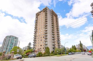 Photo 1: 1507 145 ST. GEORGES AVENUE in North Vancouver: Lower Lonsdale Condo for sale : MLS®# R2203430
