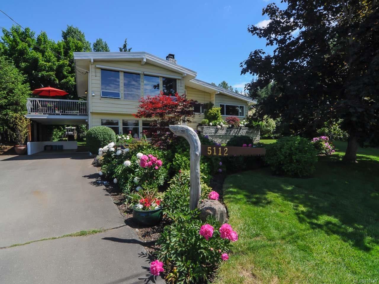 Main Photo: 5112 Veronica Pl in COURTENAY: CV Courtenay North House for sale (Comox Valley)  : MLS®# 732449