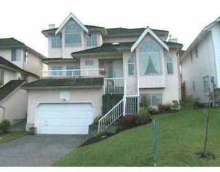Photo 1: 1176 FLETCHER WY in Port Coquiltam: Citadel PQ House for sale (Port Coquitlam)  : MLS®# V559373