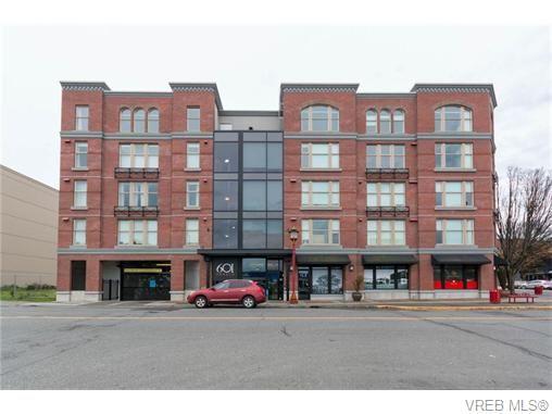Main Photo: 402 601 Herald St in VICTORIA: Vi Downtown Condo for sale (Victoria)  : MLS®# 746011