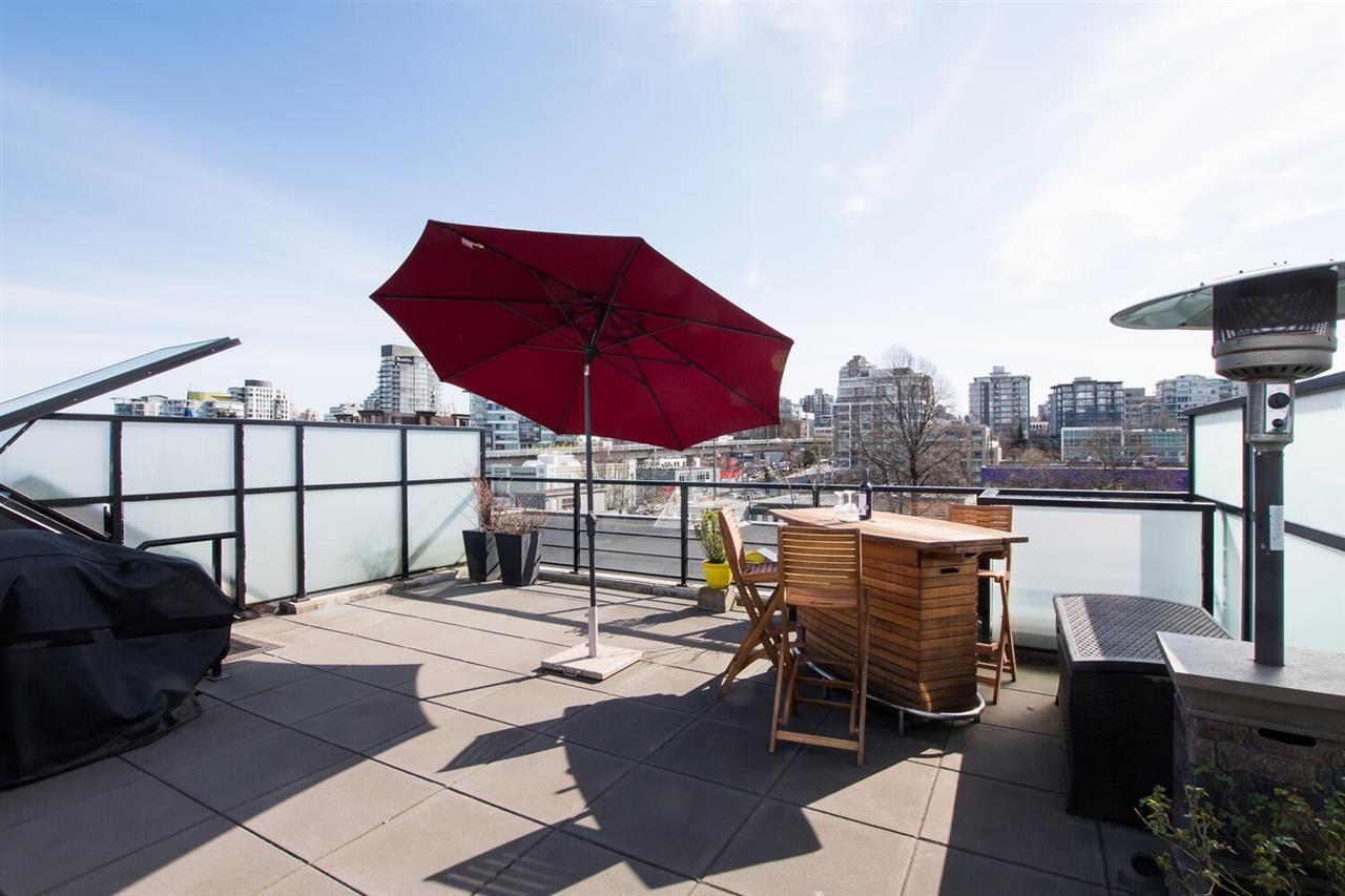 "Photo 26: Photos: 411 1628 W 4TH Avenue in Vancouver: False Creek Condo for sale in ""RADIUS"" (Vancouver West)  : MLS®# R2552543"