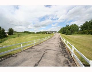 Photo 1:  in CALGARY: Rural Rocky View MD Residential Detached Single Family for sale : MLS®# C3270240