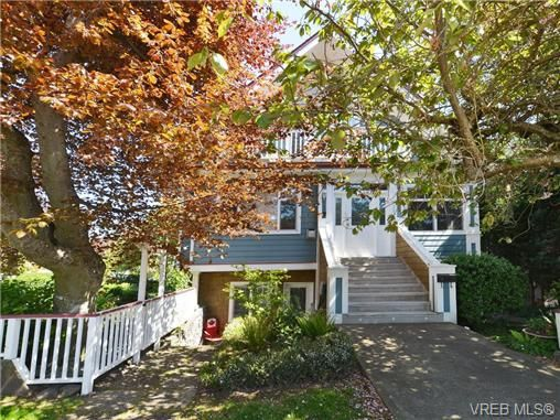 Photo 20: Photos: 2 225 Vancouver St in VICTORIA: Vi Fairfield West Row/Townhouse for sale (Victoria)  : MLS®# 699891