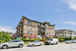 """Photo 1: 208 8168 120A Street in Surrey: Queen Mary Park Surrey Condo for sale in """"THE SOHO"""" : MLS®# R2270843"""