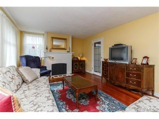 Photo 3: 881 Daffodil Ave in VICTORIA: SW Marigold House for sale (Saanich West)  : MLS®# 695145