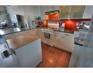"Photo 3: 201 1220 E PENDER Street in Vancouver: Mount Pleasant VE Condo for sale in ""The Workshop"" (Vancouver East)  : MLS®# V768292"