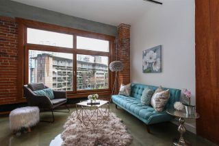 """Photo 2: 506 518 BEATTY Street in Vancouver: Downtown VW Condo for sale in """"Studio 518"""" (Vancouver West)  : MLS®# R2540044"""