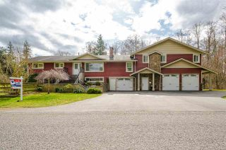 """Photo 1: 4537 SADDLEHORN Crescent in Langley: Salmon River House for sale in """"Salmon River"""" : MLS®# R2553970"""