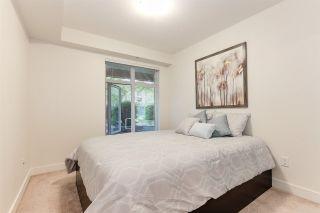 "Photo 10: 101 1533 E 8TH Avenue in Vancouver: Grandview Woodland Condo for sale in ""CREDO"" (Vancouver East)  : MLS®# R2362003"