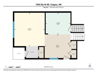 Photo 25: 7840 20A Street SE in Calgary: Ogden Semi Detached for sale : MLS®# A1070797