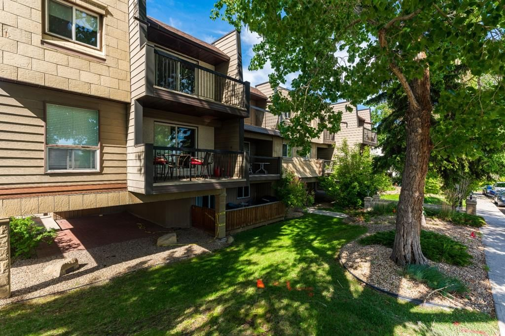 Main Photo: 304 60 38A Avenue SW in Calgary: Parkhill Apartment for sale : MLS®# A1113722
