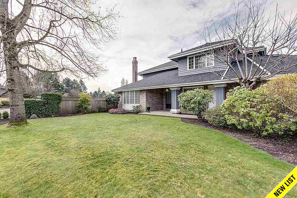 Main Photo: 7271 LEDWAY ROAD in : Granville House for sale : MLS®# R2042010