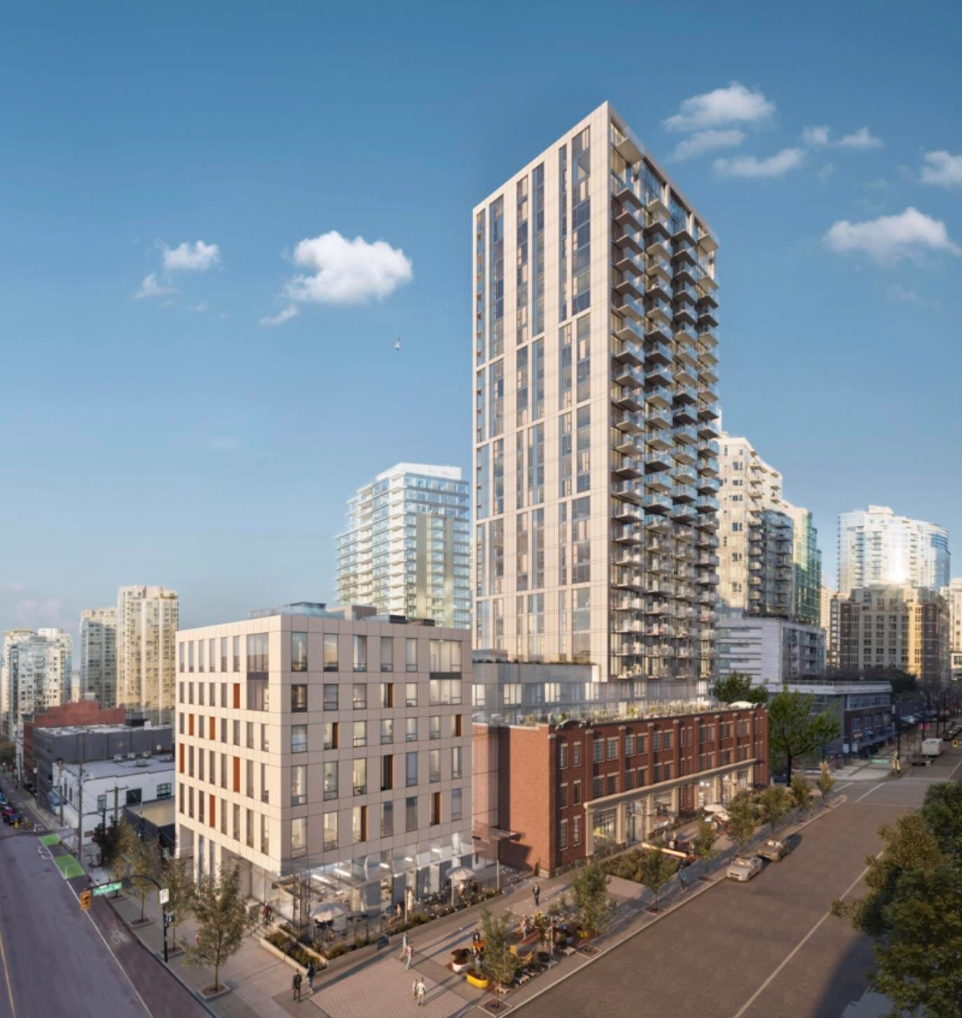 """Main Photo: 602 828 CAMBIE Street in Vancouver: Cambie Condo for sale in """"Block Residences"""" (Vancouver West)  : MLS®# R2620348"""