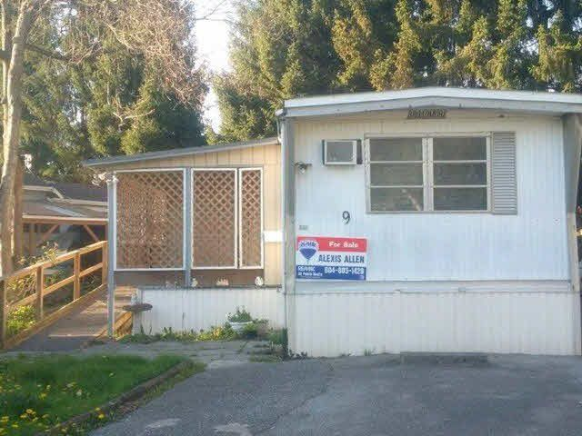 """Main Photo: 9 201 CAYER Street in Coquitlam: Maillardville Manufactured Home for sale in """"WILDWOOD PARK"""" : MLS®# V1142074"""