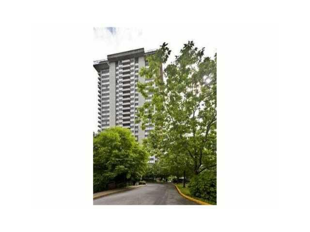 """Main Photo: 1604 3970 CARRIGAN Court in Burnaby: Government Road Condo for sale in """"DISCOVERY II"""" (Burnaby North)  : MLS®# V919494"""