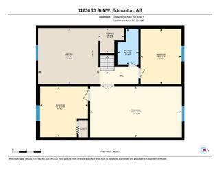 Photo 41: 12836 73 Street NW in Edmonton: Zone 02 House for sale : MLS®# E4256298