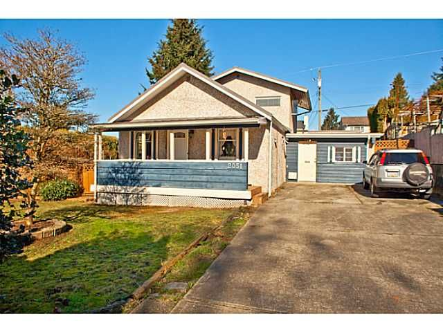 Main Photo: 2051 DAWES HILL RD in Coquitlam: Central Coquitlam House for sale : MLS®# V1108687