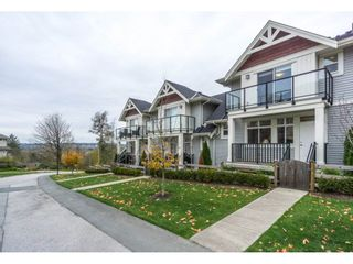 Photo 1: 4 7198 179 Street in Surrey: Cloverdale BC Townhouse for sale (Cloverdale)  : MLS®# R2220452