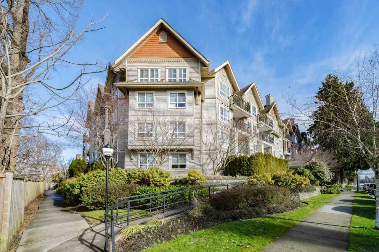 Main Photo: 39 9339 ALBERTA Road in Richmond: McLennan North Townhouse for sale : MLS®# R2540017