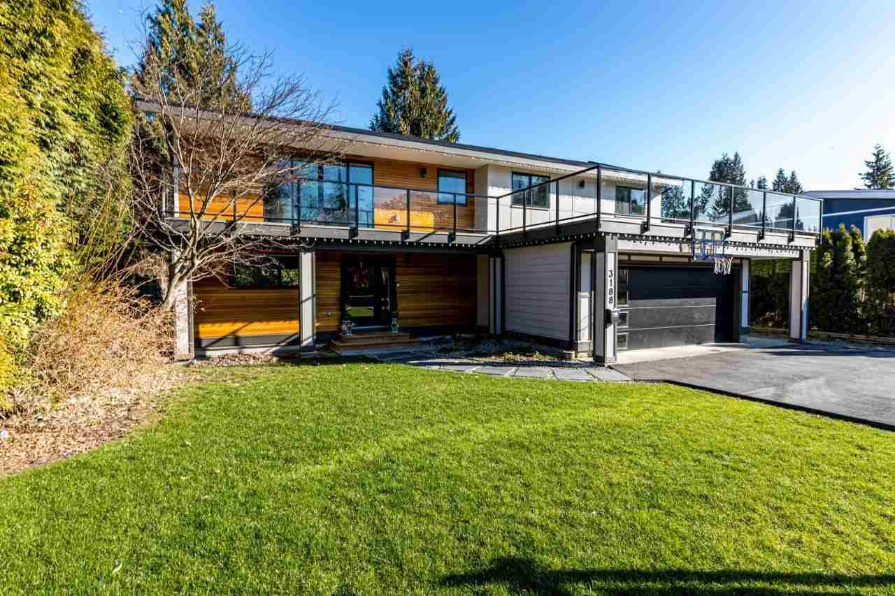 Main Photo: 3188 HOSKINS ROAD in North Vancouver: Lynn Valley House for sale : MLS®# R2473767