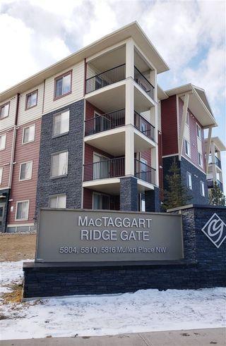 Photo 1: #313, 5804 Mullen Place in Edmonton: Zone 14 Condo for sale : MLS®# E4253705