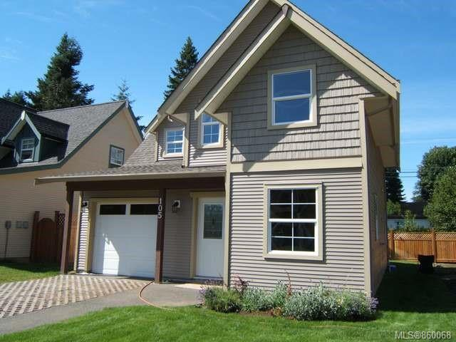 Main Photo: 105 2787 1st Street in Courtenay: Courtenay City House for sale : MLS®# 860068