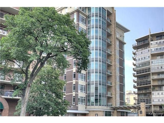 Main Photo: 229 Wellington Crescent in WINNIPEG: Fort Rouge / Crescentwood / Riverview Condominium for sale (South Winnipeg)  : MLS®# 1501031