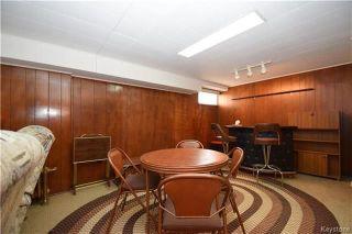 Photo 17: 834 Winnipeg Avenue in Winnipeg: Weston Residential for sale (5D)  : MLS®# 1809433