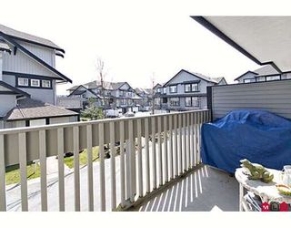 """Photo 6: 42 18839 69TH Avenue in Surrey: Clayton Townhouse for sale in """"Starpoint II"""" (Cloverdale)  : MLS®# F2907067"""