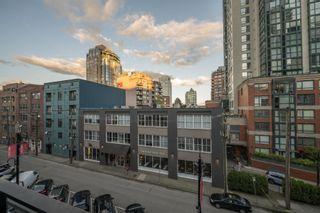 "Photo 4: 303 1275 HAMILTON Street in Vancouver: Yaletown Condo for sale in ""ALDA"" (Vancouver West)  : MLS®# R2606541"